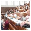 Gólyatáborok rektori fórumokkal (fotó: Balázs Gusztáv)