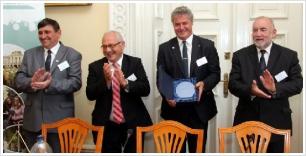 A Visegrádi Egyetemi Szövetség jubileumi közgyűlése (fotó: Balázs Gusztáv)