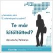 Diplomás Pályakövető Felmérés (DPR) 2014 - Te már kitöltötted?