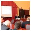 Dr. Bélyácz Iván akadémikus előadása (fotó: Balázs Gusztáv)
